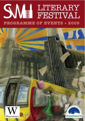SW Literary Festival Programme