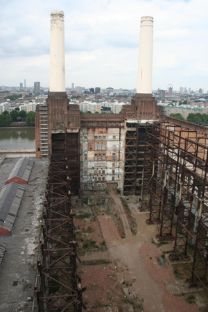 The winner? The iconic Power Station building in Nine Elms
