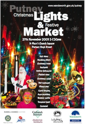 Putney Festive Market