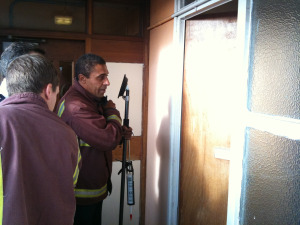 LFB Fire Safety Check