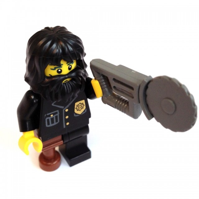 Took MiniMe Minifig making at the...