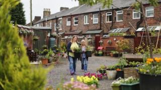 Oldham 'hidden' garden