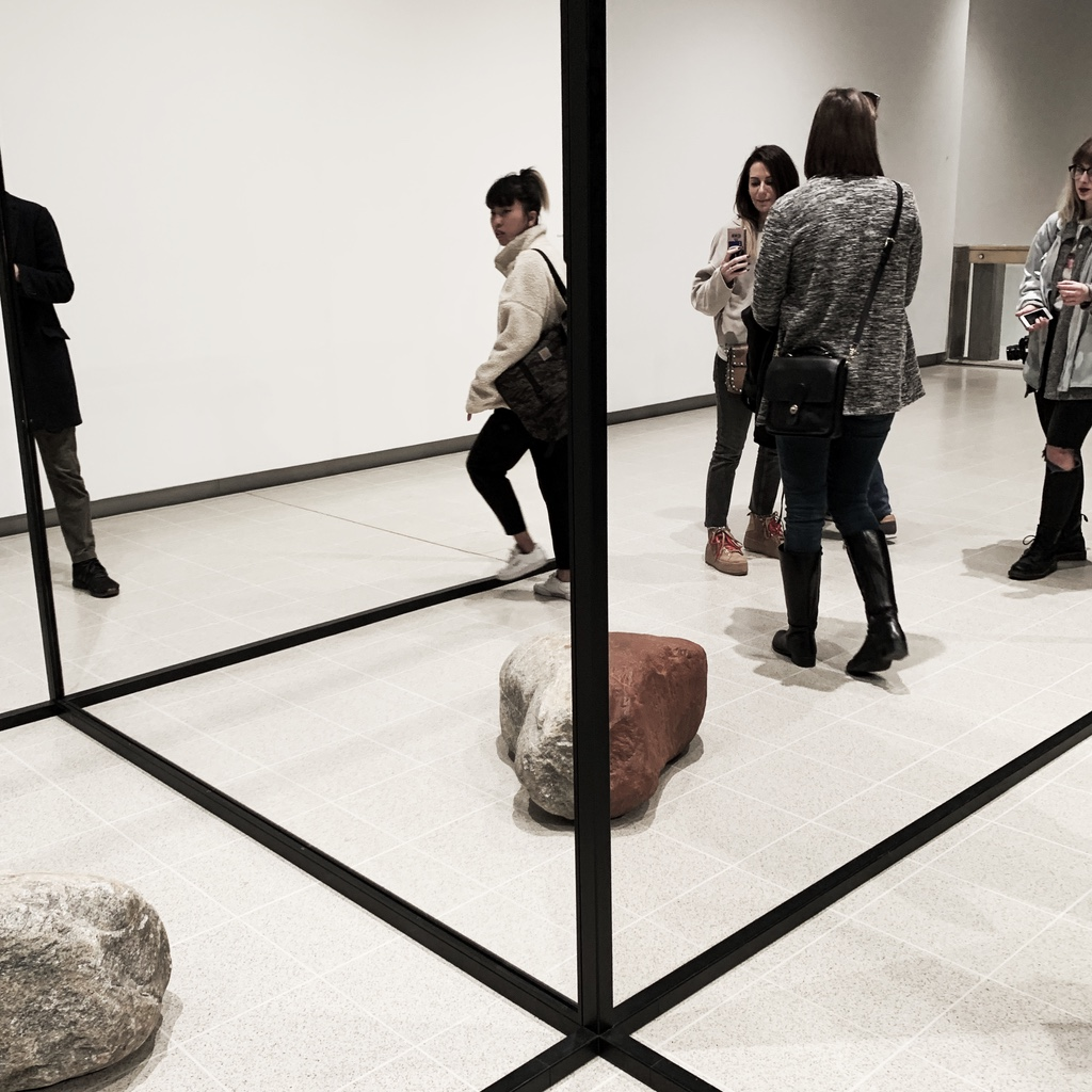 WeltonLinie at the Hayward Gallery's 'Space Shifters' exhibition