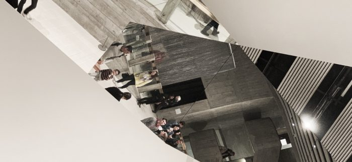 360º Illusion V at the Hayward Gallery's 'Space Shifters' exhibition